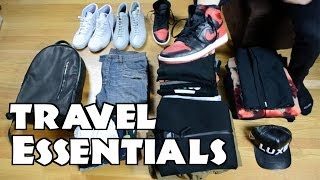 Travel Essentials: What I Pack For Vacation! Thumbnail