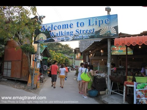 KOH LIPE in satun / Hi Travel summer of Thailand