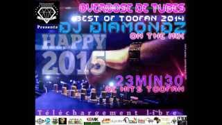 OVERDOSE DE TUBES TOOFAN AND GWETA 2014 MIX BY DJ DIAMONDZ