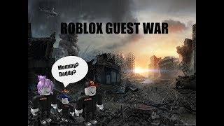 (ROBLOX) - R2DA Guest War