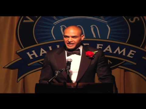 James Farrior Virginia Sports Hall of Fame Speech 2016