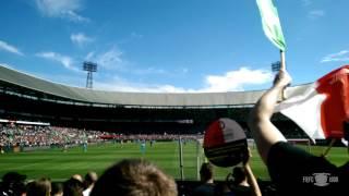 Compilatie Kampioenswedstrijd, Feyenoord - Heracles (14-05-2017)