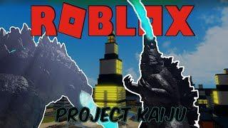 Proyecto Roblox Kaiju - GODZILLA DESTROYS CIUDAD EN ROBLOX! (¡Nueva actualización!)