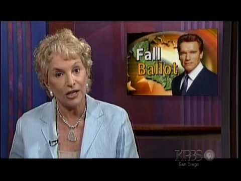 Full Focus KPBS   8 24 05 - Fall Ballot - Governor
