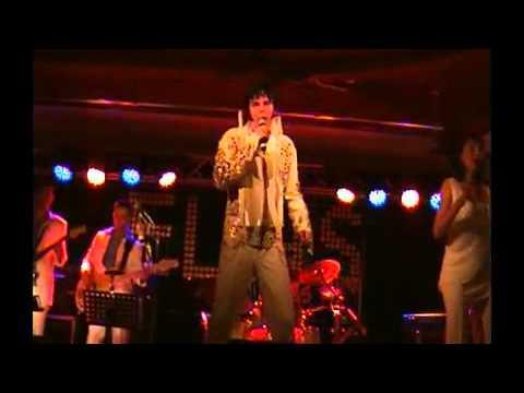 Elvis Las Vegas Show (Jailhouse Rock) -...