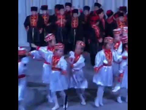 Концерт к 25 летию КНГ им.А.Ш.Кичикова