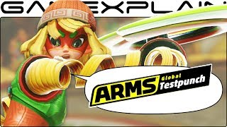 ARMS Testpunch DISCUSSION - Online Thoughts & Impressions thumbnail