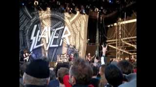 Slayer : Extrait 1 (Live At Graspop Metal Meeting 2012).