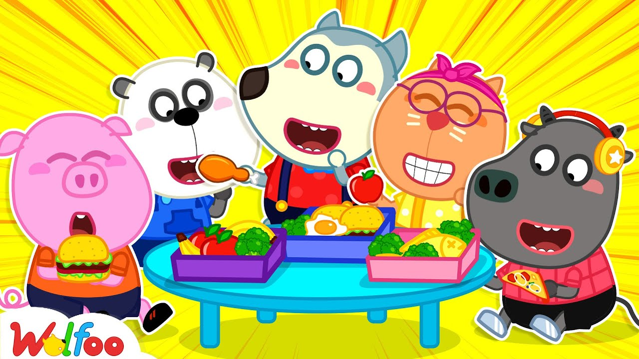 First Day of School of Baby Wolfoo - Kids Stories About Wolfoo Has New Friends | Wolfoo Channel