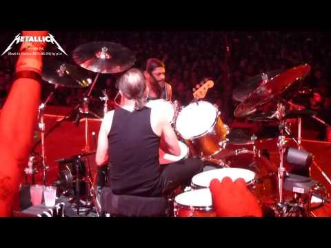 MetallicA - Damage Inc. (Live Rock In Vienna 2015-06-04)