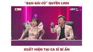 mc quyen linh lan dau bi viet huong - chi tai choc pha hoi dong