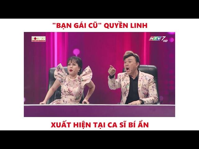 MC Quyền Linh lần đầu bị Việt Hương - Chí Tài chọc phá