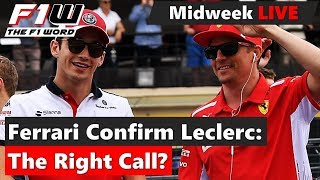 Baixar Midweek Live: Have Ferrari Made The Right Call?