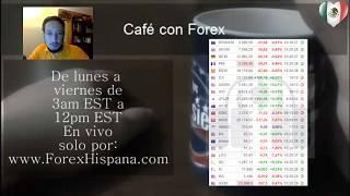 Forex con Café del 19 de Octubre del 2017