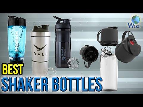 10 Best Shaker Bottles 2017