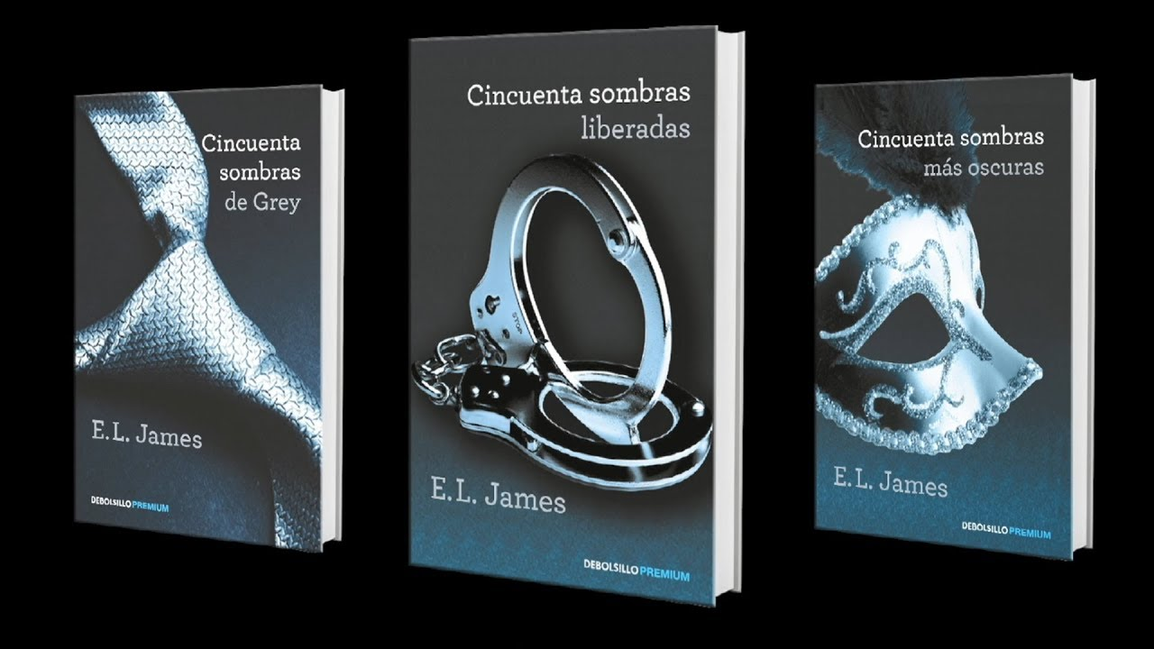 CINCUENTA SOMBRAS LIBERADAS de E. L. James - YouTube
