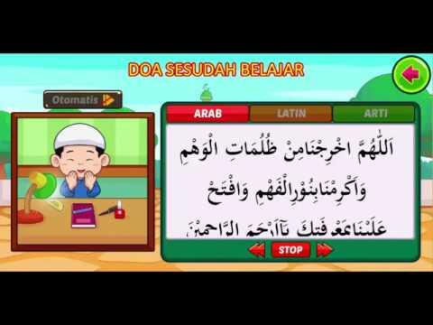 Doa Harian Islam - Belajar Anak Muslim