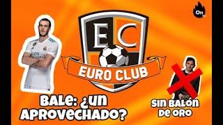 2020 SIN BALÓN DE ORO HIZO BIEN FRANCE FOOTBALL REAL MADRID VS GARETH BALE EURO CLUB 008