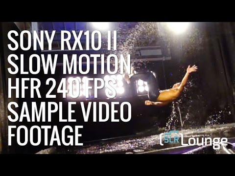 Sony RX10 II Initial Thoughts And Sample Slow Motion Video