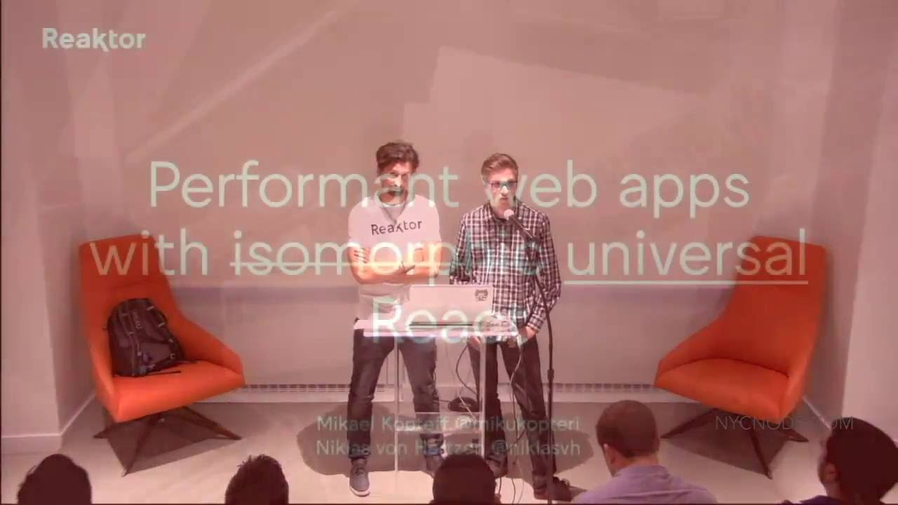 Mikael Kopteff - Isomorphic Web with Reaktor