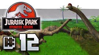 Super Herd - Jurassic Park Operation Genesis [ Jurassic Park Month ]