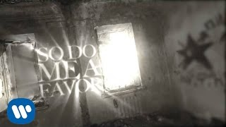 Stone Sour - Do Me A Favor (LYRIC VIDEO)