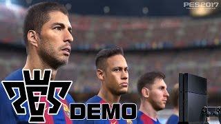 V�deo Pro Evolution Soccer 2017
