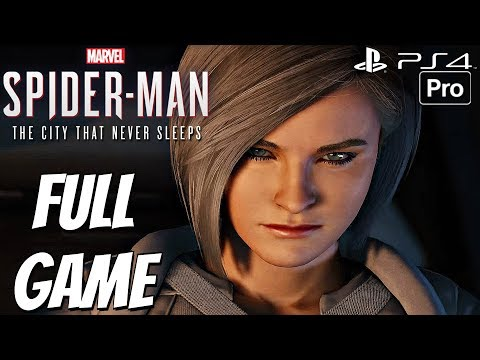 SPIDER-MAN PS4 - Silver Lining DLC Gameplay Walkthrough Part 1 FULL GAME (RAIMI SUIT)