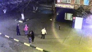 Драка в Томилино на ул Пионерская 13  02-22-20