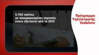 Πρόγραμμα Τηλεϊατρικής Vodafone