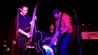 NOT YOUR MAN * THE PEACOCKS * LIVE * ROCKABILLY PUNK