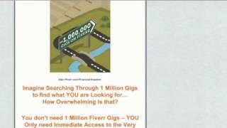 Fiverr Vault Release|Fiverr|The Best of Fiverr in 5 Minutes or Less|Fivver Gigs|Super Sellers.mov