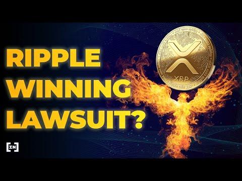 Ripple Lawsuit Update - XRP Price Jumps et #RelistXRP est tendance!