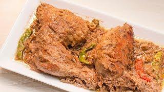 রোস্ট রান্নার সহজ রেসিপি   বিয়ে বাড়ির স্টাইলে   Biye Bari Chicken Roast Recipe