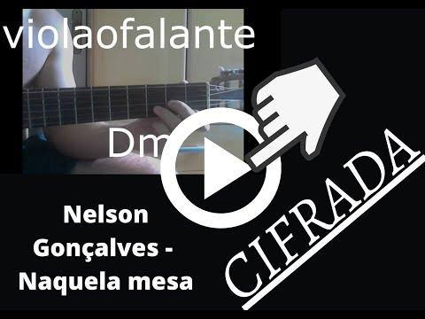 Naquela Mesa - Nelson Gonçalves (vídeo Aula)