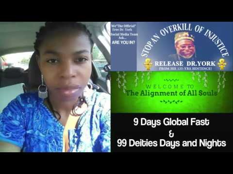 9 Days Global Fast and 99 Deities Days and Night