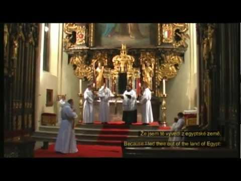 Giovanni Pierluigi da Palestrina IMPROPERIA Popule meus