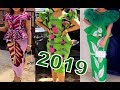 African Clothes Design 2019 : best Ankara Collection to This Lovely Month