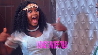 KING'S WIFE 7&8 (OFFICIAL TRAILER) - 2020 LATEST NIGERIAN NOLLYWOOD MOVIES
