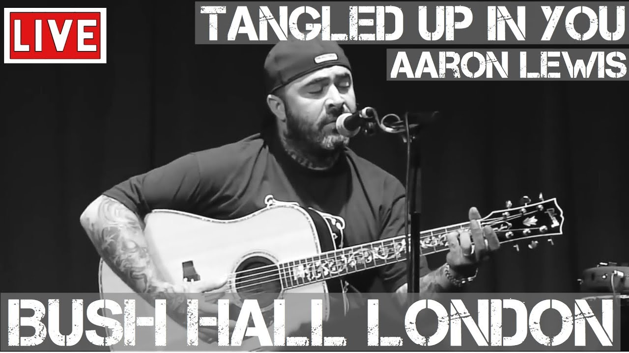 aaron lewis tangled up in you live acoustic in hd bush hall london 2011 chords chordify. Black Bedroom Furniture Sets. Home Design Ideas
