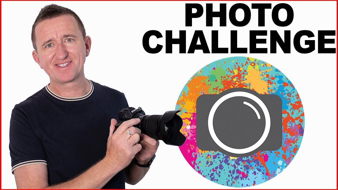 NEW PHOTOGRAPHY CHALLENGE - Announcing the theme of our first monthly photo challenge.