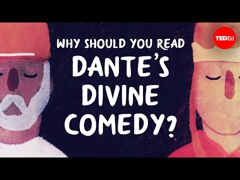 Why Should We Read Dante's Divine Comedy? An Animated Video Makes the Case