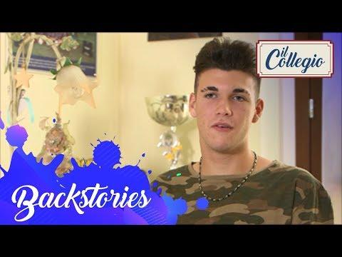 Backstories: Matias Caviglia - Il Collegio 3