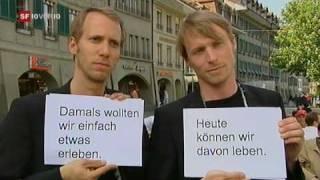 Ohne Rolf: Kurzporträt Schweizer Fernsehen