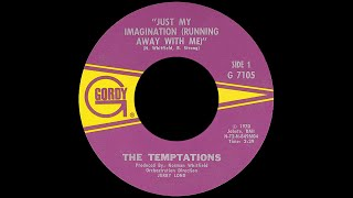 The Temptations ~ Just My Imagination (Running Away With Me) 1971 Soul Purrfection Version