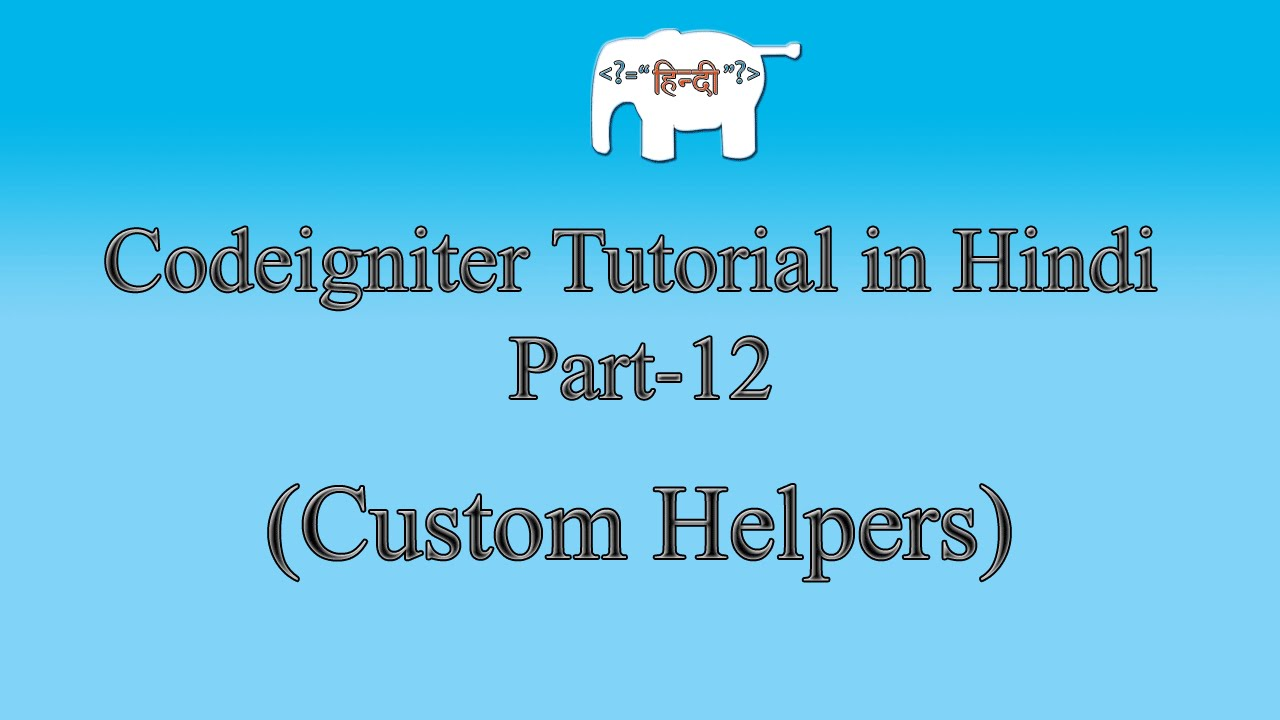 write helper codeigniter A sample codeigniter application with login and is part of codeigniter's form helper company or even a ghost writer to write articles in.