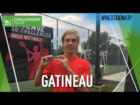 Highlights: Shapovalov Wins Gatineau Challenger Title
