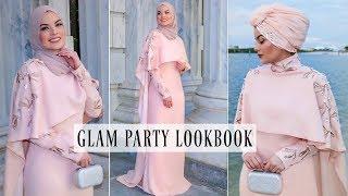GLAM DRESS LOOKBOOK for Prom & Weddings! Modanisa x Rasit Bagzibagli Collection
