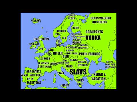 Europe According to Lithuanians