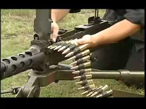 ametralladora browning m2 calibre 50